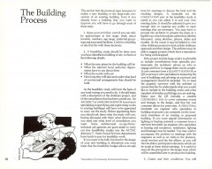 The Building Process; an extract from the Building for Childcare book. Courtesy: Julia Dwyer