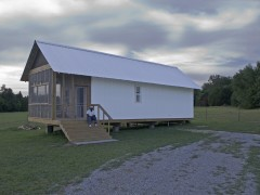 $20K House IV, Newbern, AL (2009). Courtesy: Rural Studio
