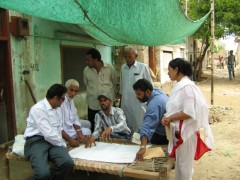A consultation by Orangi Pilot Project Research and Training Institute (OPP-RTI). Courtesy: OPP-RTI