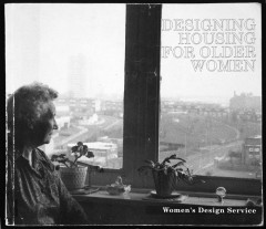 WDS publication, Designing Housing for Older Women. Photo: Peter Lathey.