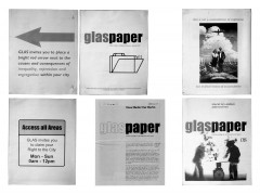Issues of glaspaper