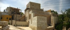 Renovation project at Al-Taybeh, Palestine. Photo: Riwaq