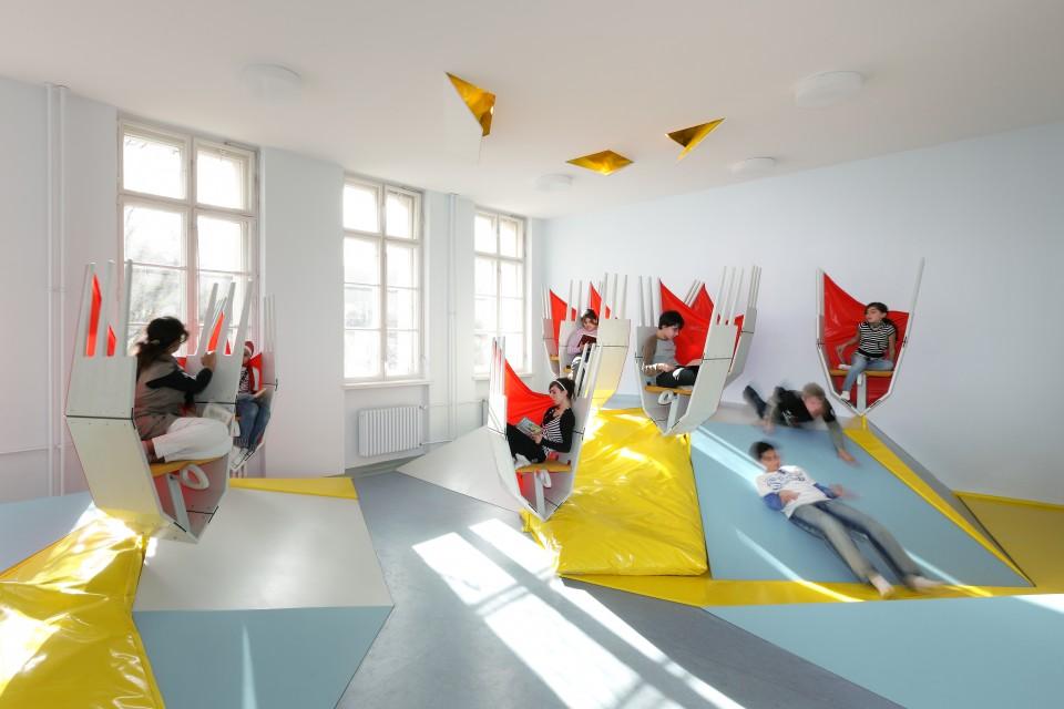 Spatial agency baupiloten - Interior design schools in alabama ...