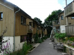 Stroud Cohousing. Photo: William Sherlaw
